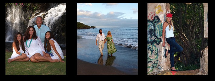portrait photography on maui