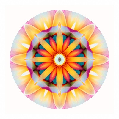 A sample of mandala photo art from the mandala photo art gallery