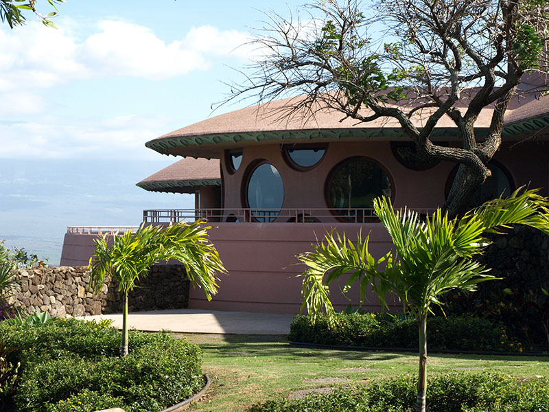 Kamehameha Golf Course Club House