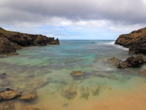 Oahu's Waianae coast offers some very scenic locations to enjoy and photograph