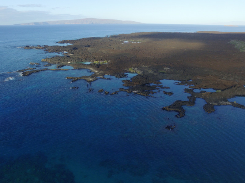 Aerial Views of La Perouse Bay