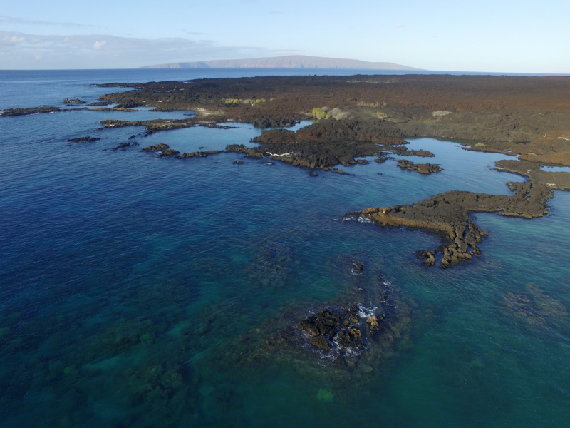 La Perouse Bay from the Air, Drone Photography